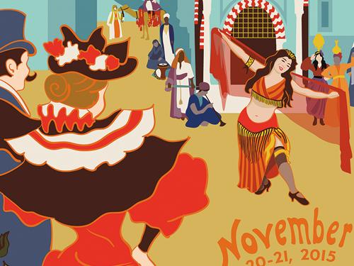 Orientalis Poster: World's Fair